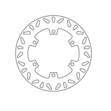 Диск тормозной DIS1104 на ZR1100 (Zephyr) (задний)