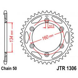 Звезда JTR1306-40 ZBK (PBR 4399-40)
