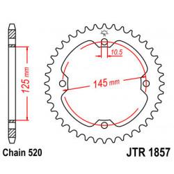 Звезда JTR1857-38 (PBR 4588-38)
