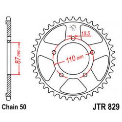 Звезда JTR829-47 (PBR 824-47)