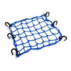 Сетка багажная Rexwear 40х40 синяя