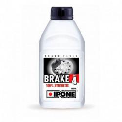 Тормозная жидкость Ipone DOT 4 - 500ML Compatible DOT 3