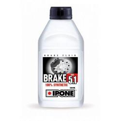 Тормозная жидкость Ipone DOT 5.1 - 500ML