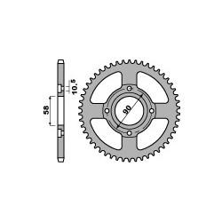 Звезда PBR 279-43 (JTR273-43)
