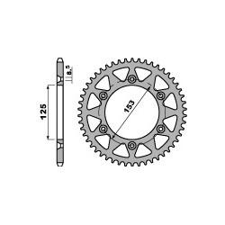 Звезда PBR 289-43 (JTR210-43)
