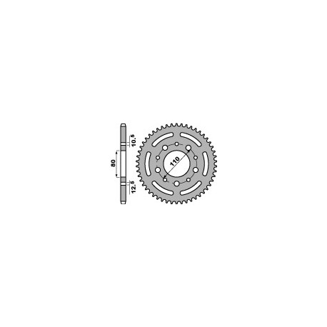 Звезда PBR 4350-45 (JTR1332-45)