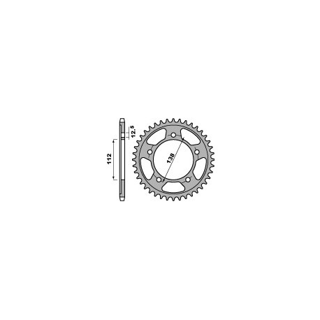 Звезда PBR 4357-45 (JTR1304-45)