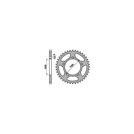 Звезда PBR 4396-40 LD (JTR703-40)