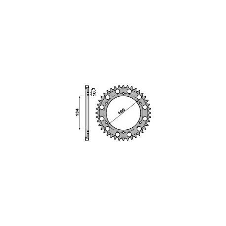 Звезда PBR 4399-40 (JTR1306-40)