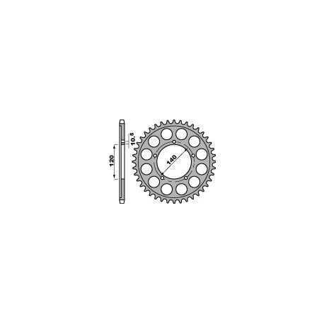Звезда PBR 4409-45 (JTR1800-45)