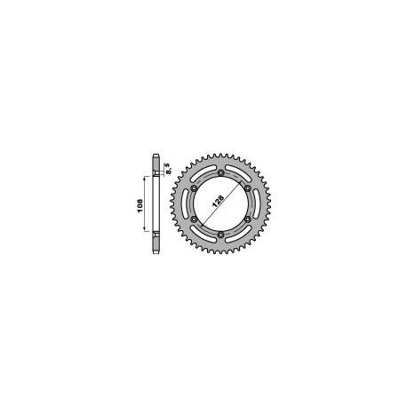 Звезда PBR 4488-51 (JTR797-51)