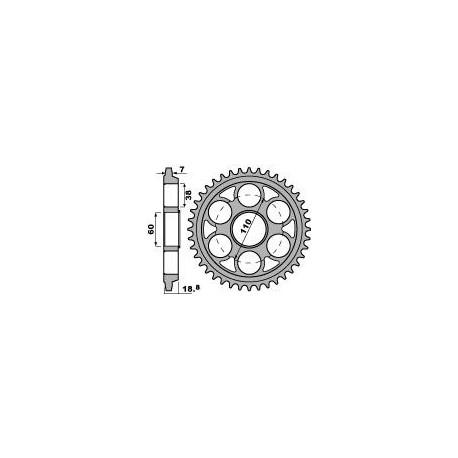 Звезда PBR 4522-38 LD Ducati