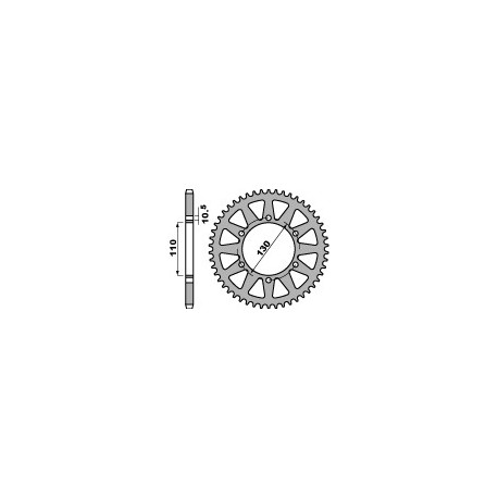 Звезда PBR 504-46 LD (JTR486-46)