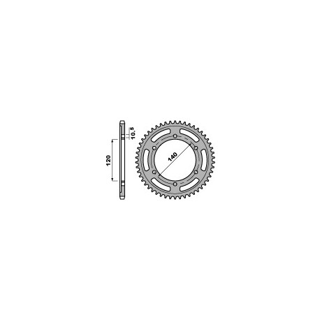 Звезда PBR 5301-38 (JTR498-38)