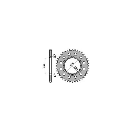 Звезда PBR 856-44 (JTR853-44)
