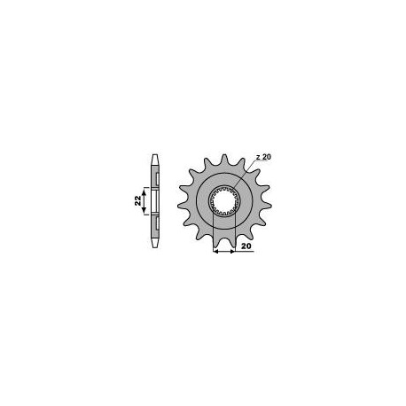 Звезда PBR 2103-14 (JTF1590SC-14)