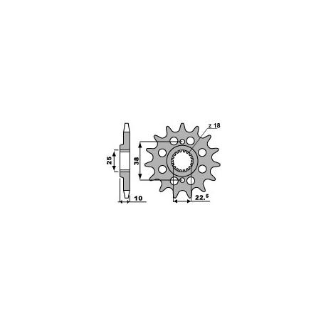 Звезда PBR 2200-15 (JTF403-15)