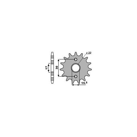 Звезда PBR 332-15 (JTF1256-15)