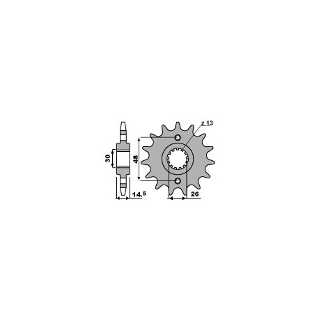 Звезда PBR 339-16 (JTF339-16)
